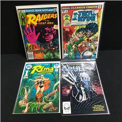 MARVEL/ DC COMIC BOOK LOT