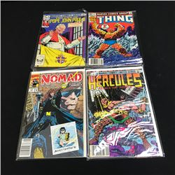 MARVEL COMICS BOOK LOT (THE THING, NOMAD, HERCULES...)