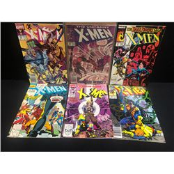 MIXED X-MEN COMIC BOOK LOT (MARVEL COMICS)