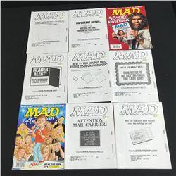 MAD MAGAZINES LOT