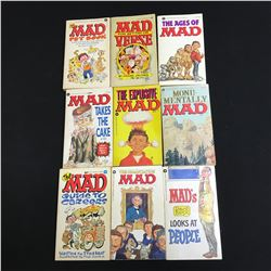 ASSORTED MAD BOOKS LOT