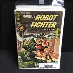 MAGNUS #8 (GOLD KEY COMICS) 1964