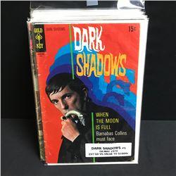 DARK SHADOWS #5 (GOLD KEY COMICS) 1970