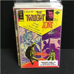 TWILIGHT ZONE #60 (GOLD KEY COMICS) 1974 RARE