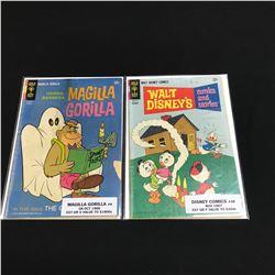VINTAGE GOLD KEY COMICS BOOK LOT (1966-67)