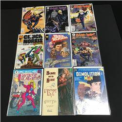 ASSORTED COMIC BOOK LOT