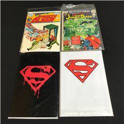 DC COMICS BOOK LOT (JIMMY OLSEN, SUPERMAN)
