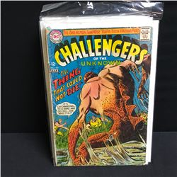 CHALLENGERS of The Unknown #60 (DC COMICS)