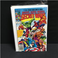 Marvel Super Heroes SECRET WARS #1 (MARVEL COMICS) #1 in a 12 Issue Limited Series