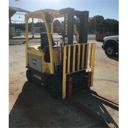 2013 HYSTER E50XN-33 Forklift - Mast