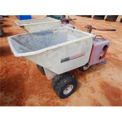 1995 AMIDA WHITEMAN OWAPB16RH POWER BUGGY Concrete Miscellaneous