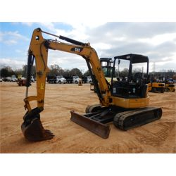 2013 CATERPILLAR 305E CR Excavator - Mini