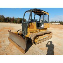 2016 JOHN DEERE 450J LGP Dozer / Crawler Tractor