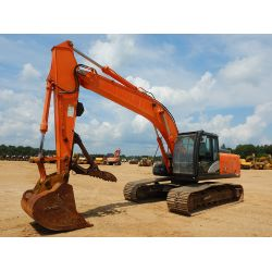 2014 HITACHI ZX210LC-5N Excavator