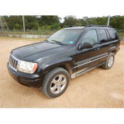 2006 JEEP GRAND CHEROKEE Car / SUV