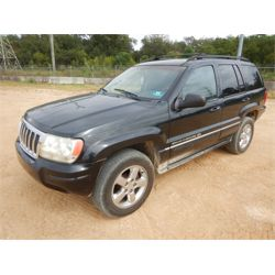 2004 JEEP GRAND CHEROKEE Car / SUV