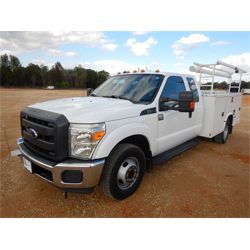 2013 FORD F350 Service / Mechanic / Utility Truck