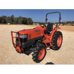 KUBOTA L3400D Farm Tractor