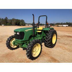 2011 JOHN DEERE 5055E Farm Tractor