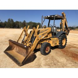 1997 CASE 580SL Backhoe