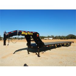 2020 BIG TEX 22GN Gooseneck Trailer