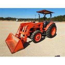KUBOTA M7040D Farm Tractor
