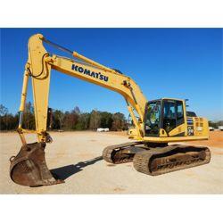 2013 KOMATSU PC210LC-10 Excavator