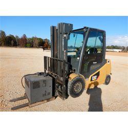 CATERPILLAR 2EP8000 Forklift - Mast