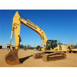 2013 KOMATSU PC360LC-10 Excavator