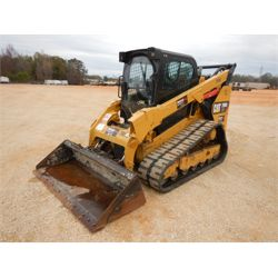 2016 CATERPILLAR 299D2 XHP Skid Steer Loader - Crawler