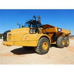 2015 CATERPILLAR 745C Articulated Truck