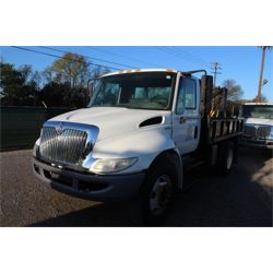 2011 INTERNATIONAL 4300 Boom / Crane Truck