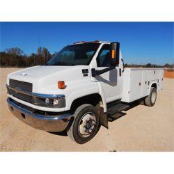 2007 CHEVROLET C4500 Service / Mechanic / Utility Truck