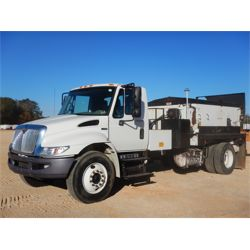 2012 INTERNATIONAL 4300 POTHOLE PATCHER Asphalt Distributor Truck