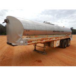 BRENNER  Water Tank Trailer