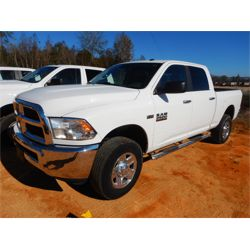 2018 RAM 2500 HEAVY DUTY Pickup Truck
