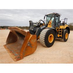 2014 JOHN DEERE 824K Wheel Loader