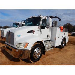 2009 KENWORTH T370 Service / Mechanic / Utility Truck