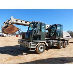 GRADALL XL4100 II Excavator - Wheel