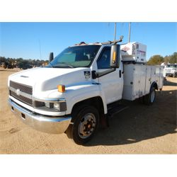 2005 CHEVROLET C5500 Service / Mechanic / Utility Truck