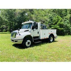2012 INTERNATIONAL DURASTAR Service / Mechanic / Utility Truck