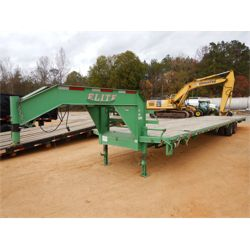 2014 ELITE FLEXCONTROL Gooseneck Trailer