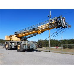 2008 GROVE RT9130E Rough Terrain Crane