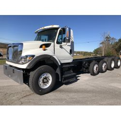 2008 INTERNATIONAL 7600 Cab and Chassis Truck