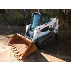 2019 BOBCAT T650 Skid Steer Loader - Crawler