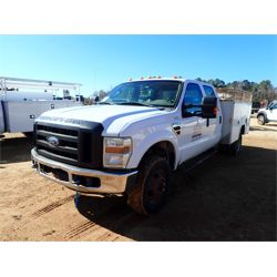 2009 FORD F350 Service / Mechanic / Utility Truck