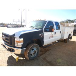 2009 FORD F450 Service / Mechanic / Utility Truck