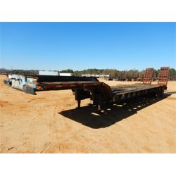 1984 REBEL  Lowboy Trailer