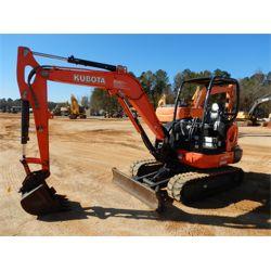 2018 KUBOTA KX040-4 Excavator - Mini