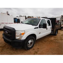 2014 FORD F350 Fuel / Lube Truck